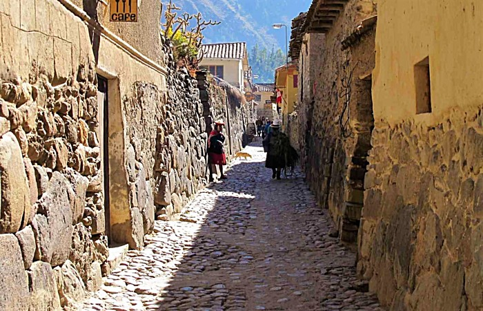 Sacred Valley of the Incas: Ollantaytambo