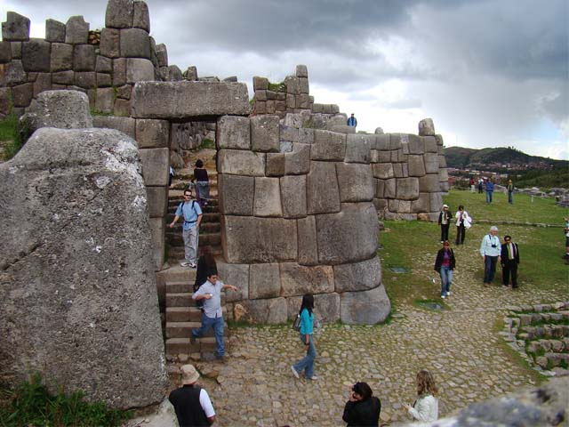 Sacsayhuaman, hotel in cusco