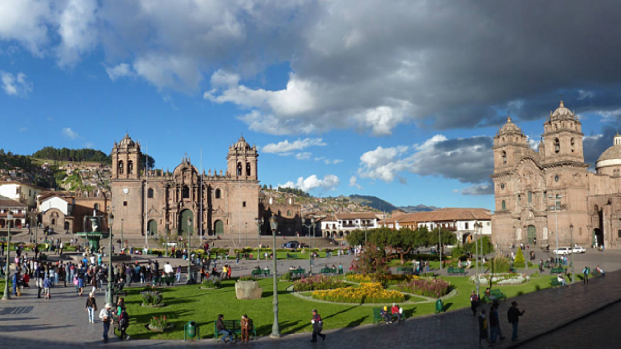 Plaza Mayor, Day Tours Cuzco, Eco-Hotel Cusco