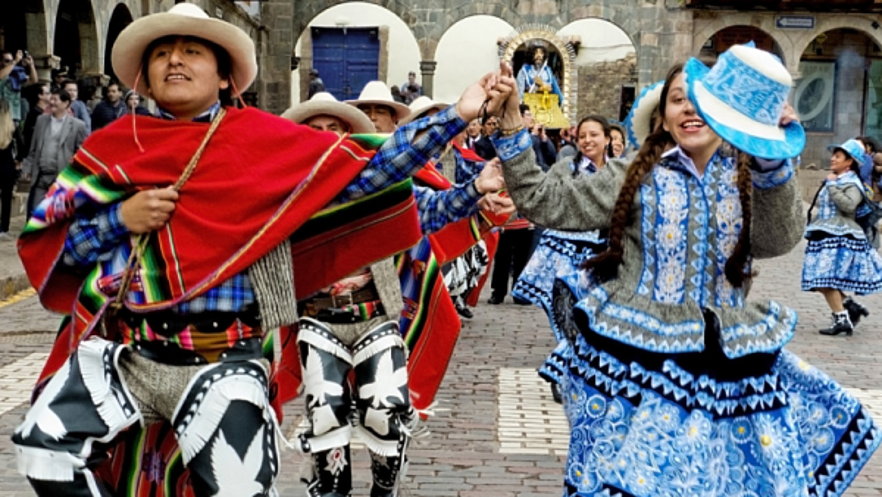Cuzco Tours, Traditional Dance