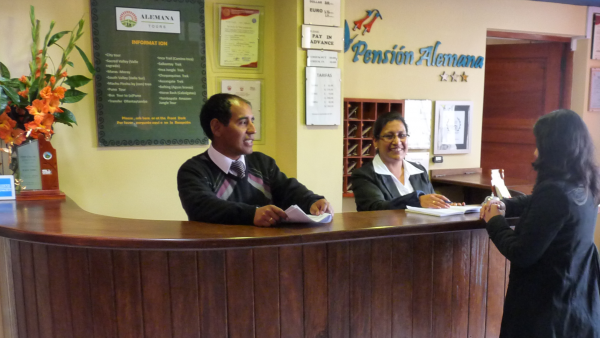 Services, Cuzco Hotels